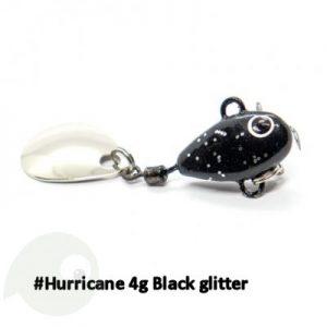 UF Studio Hurricane Black Glitter