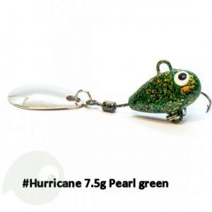 UF Studio Hurricane 7.5g Pearl green