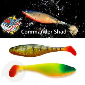 Commander Shad
