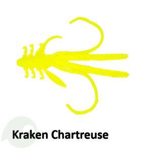 Luremax Kraken Chartreuse
