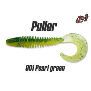 Jig It Puller #001 squid
