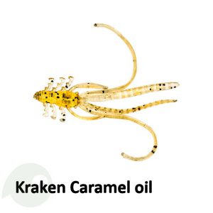 Luremax Kraken Caramel oil