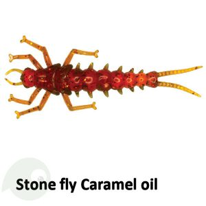Luremax Stone fly Caramel oil