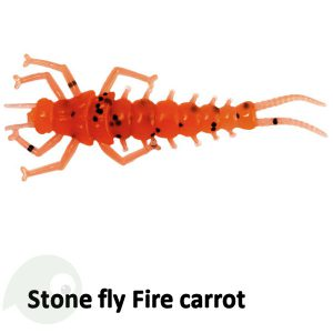 Luremax Stone fly Fire carrot