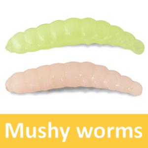 Mushy worms