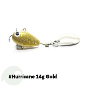 UF Studio Hurricane 14g Gold