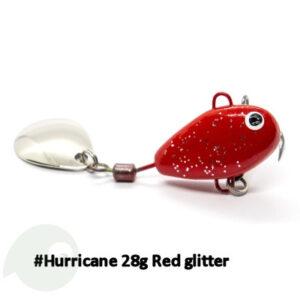UF Studio Hurricane 28g Red glitter