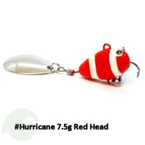 UF Studio Hurricane Red Head 7.5g