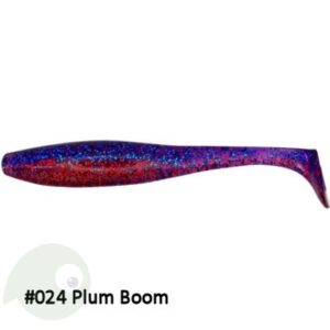 Narval Choppy Tail Plum Boom