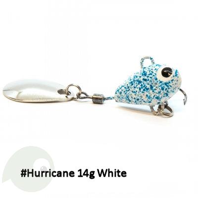 UF Studio Hurricane 14g White