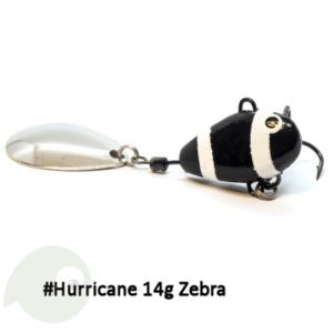 UF Studio Hurricane 14g Zebra