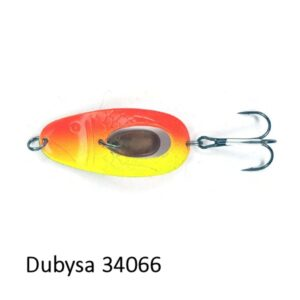Zumpe Dubysa támolygó kanál
